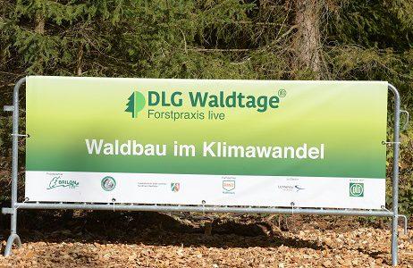 Exkursion zu den DLG Waldtagen